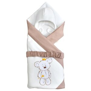 """Комплект на выписку 6 предм.(одеяло, пояс, шапочка,чепчик, набор одежды) """"Тедди"""" капитонье, поплин,"""