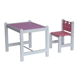 Набор игровой мебели стол+стул Гном PIXY