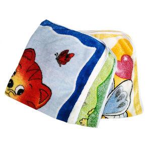 Одеяло-плед 100*110 Осьминожка