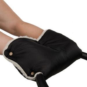Муфта для рук на коляску (мех)