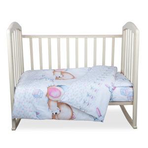 Комплект постельного белья 3 предмета Alis ИГРУШКИ
