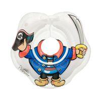 Надувной круг на шею для плавания малышей Flipper Пират