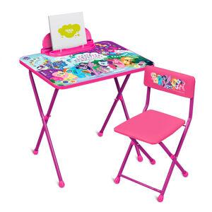 Комплект детской складной мебели Ника MY LITTLE PONY