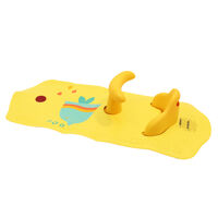 Коврик для ванны со съемным стульчиком Roxy-Kids NEW