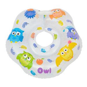 Надувной круг на шею для плавания Roxy-Kids OWL
