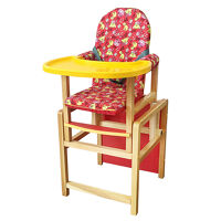 Стол-стул для кормления Сенс-М КСЕНИЯ пластиковая-столешница-1