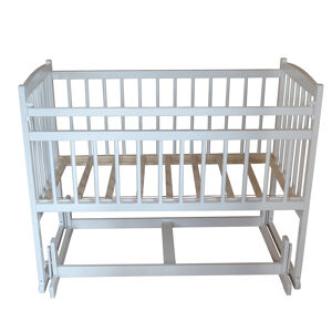 Кровать Массив БЕБИ-4 (разборная)