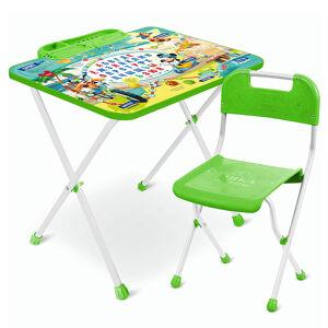 Комплект детской складной мебели Ника МИККИ МАУС