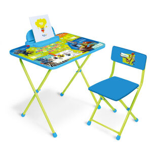 Комплект детской складной мебели Ника ЗВЕРОПОЛИС
