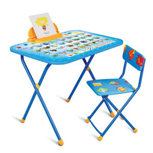 Комплект детской складной мебели Ника НИККИ-3