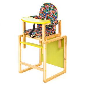 Стол-стул для кормления Сенс-М ДЖУНГЛИ