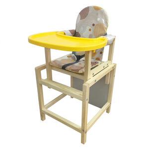 Стол-стул для кормления Сенс-М СТД-07 плюс