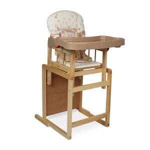 Стол-стул для кормления Globex МИШУТКА дизайн игрушки
