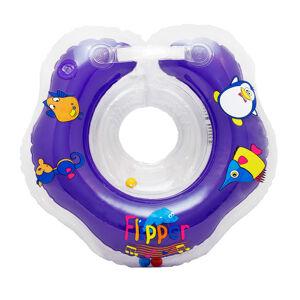 Надувной круг на шею для плавания с музыкой Roxy-Kids FLIPPER 0+