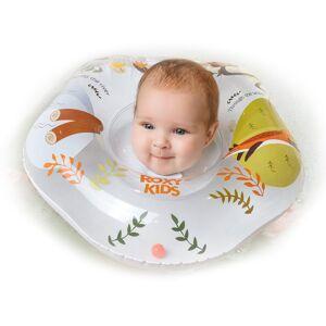 Надувной круг на шею для плавания малышей Fairytale Fox