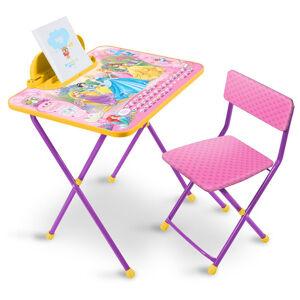 Комплект детской складной мебели Ника ПРИНЦЕССА