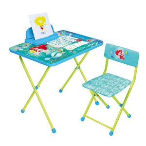 Комплект детской складной мебели Ника РУСАЛОЧКА