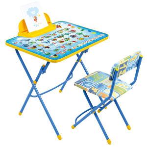 Комплект детской складной мебели Ника НИККИ-2