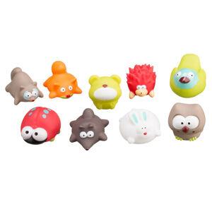 Набор игрушек для ванной Roxy-Kids ЛЕСНЫЕ ЖИТЕЛИ