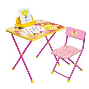 Комплект детской складной мебели Ника БЕЛЛЬ
