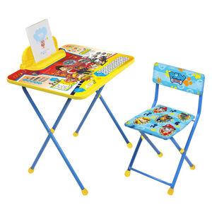 Комплект детской складной мебели Ника ЩЕНЯЧИЙ ПАТРУЛЬ