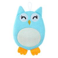 Махровая мочалка-рукавичка Roxy-Kids BABY OWL