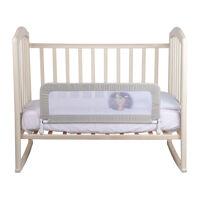 Бортик-ограничитель для кроватки Alis с откидной планкой