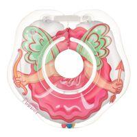 Надувной круг на шею для плавания малышей Flipper Ангел
