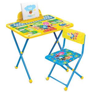 Комплект детской складной мебели Ника ФИКСИКИ АЗБУКА