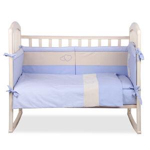 Комплект в кроватку 6 предметов Альма-Няня УТИ-ПУТИ