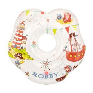Надувной круг на шею для плавания малышей Robby