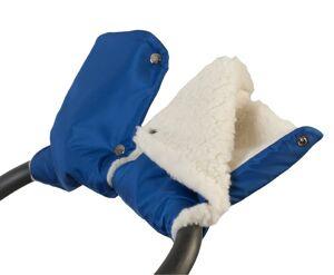 Муфта - рукавички для рук на коляску ЛЮКС (мех)