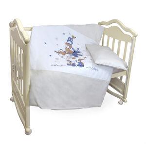 Комплект постельного белья 3 предмета L`Abeille БУРЕНУШКА
