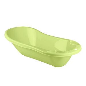 Ванна с клапаном Пластишка