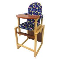 Стол-стул для кормления Сенс-М МАЛЫШ
